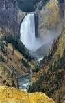 Yellowstone River Falls