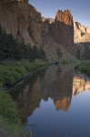 Smith Rocks Reflections